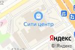 Схема проезда до компании Careline в Барнауле