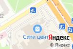 Схема проезда до компании Банкомат, Росгосстрах банк, ПАО в Барнауле