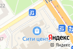 Схема проезда до компании Банкомат, Альфа-банк в Барнауле