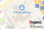 Схема проезда до компании AMPERSAND в Барнауле
