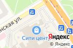 Схема проезда до компании Банкомат, КБ Восточный банк в Барнауле
