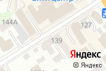 Схема проезда до компании Приоритетное мнение в Барнауле