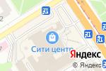 Схема проезда до компании Vivi в Барнауле