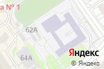 Схема проезда до компании МАСТЕРБОЛ в Барнауле