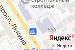Схема проезда до компании Конференц-зал в Барнауле