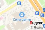 Схема проезда до компании Fur de Lux в Барнауле