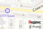Схема проезда до компании Smile coffee в Барнауле