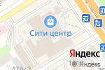 Схема проезда до компании BASCONI в Барнауле