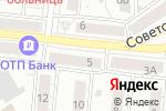 Схема проезда до компании Leo Leo в Барнауле
