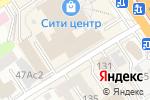 Схема проезда до компании Центр доктора Бубновского в Барнауле