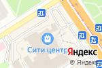 Схема проезда до компании Printinstvud в Барнауле