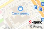 Схема проезда до компании Silk Line в Барнауле