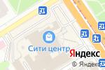Схема проезда до компании Ля Роуз в Барнауле