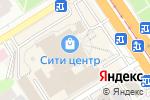 Схема проезда до компании Guess в Барнауле