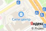 Схема проезда до компании MiraSezar в Барнауле