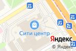 Схема проезда до компании TESCOMA в Барнауле