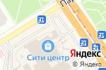 Схема проезда до компании Столичный доктор в Барнауле