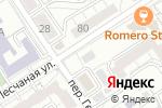 Схема проезда до компании Сессия на 5 в Барнауле