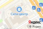 Схема проезда до компании Парикмахерский магазин в Барнауле