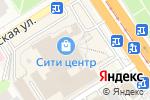 Схема проезда до компании Традиции вкуса в Барнауле