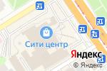 Схема проезда до компании Garmin в Барнауле