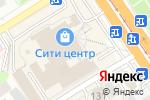 Схема проезда до компании Digel в Барнауле