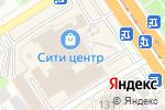 Схема проезда до компании Женева в Барнауле