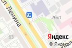 Схема проезда до компании Азиатско-Тихоокеанский банк, ПАО в Барнауле