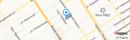 Царская охота на карте Барнаула