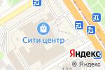 Схема проезда до компании Lemongrass House в Барнауле