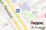 Схема проезда до компании Монако в Барнауле