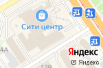 Схема проезда до компании ШашлыкоFF в Барнауле
