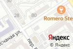 Схема проезда до компании Флорэс в Барнауле
