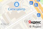 Схема проезда до компании Che Guevara в Барнауле