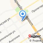 Виртуозы на карте Барнаула