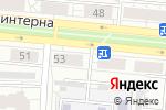 Схема проезда до компании Олимп-Алтай в Барнауле