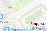 Схема проезда до компании Грация в Барнауле