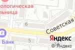 Схема проезда до компании Автодок в Барнауле