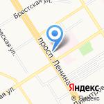 Coffee на карте Барнаула