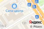 Схема проезда до компании Fidel grill в Барнауле