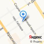 Флёр Декор на карте Барнаула