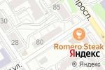 Схема проезда до компании Good Grill в Барнауле