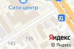 Схема проезда до компании ШОУРУМ Маркет в Барнауле