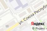 Схема проезда до компании Отдел образования по г. Барнаулу в Барнауле
