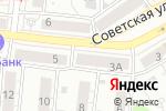 Схема проезда до компании Магазин элитных сортов чая и кофе в Барнауле