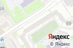Схема проезда до компании Агентство безопасности и правовой поддержки бизнеса в Барнауле