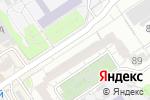 Схема проезда до компании Ирина в Барнауле