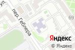 Схема проезда до компании Центр развития ребенка-детский сад №199 в Барнауле
