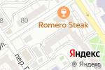 Схема проезда до компании Аркуда Додзё в Барнауле