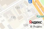 Схема проезда до компании НОУ ХАУ в Барнауле